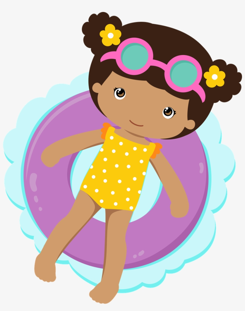 Goggles Clipart Floatie.