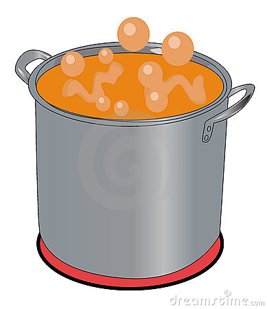Boil cooking clipart.