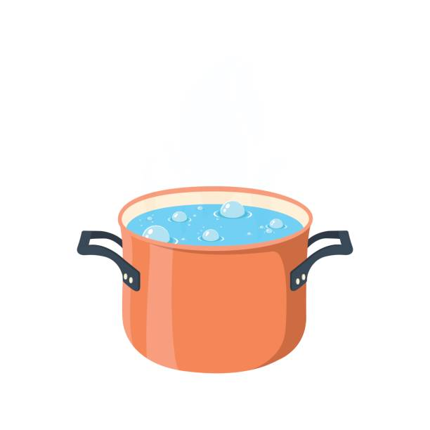 Boiling water clipart 6 » Clipart Station.