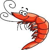 Shrimp boil clipart.