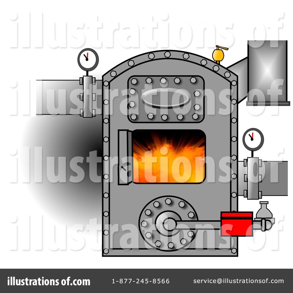 Boiler Clipart #24645.