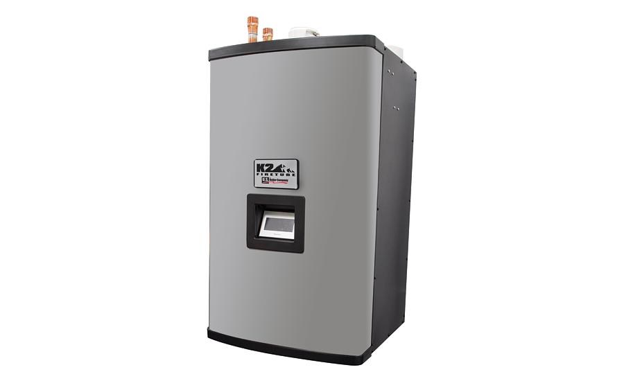 US Boiler 95% AFUE K2 Firetube Boiler.
