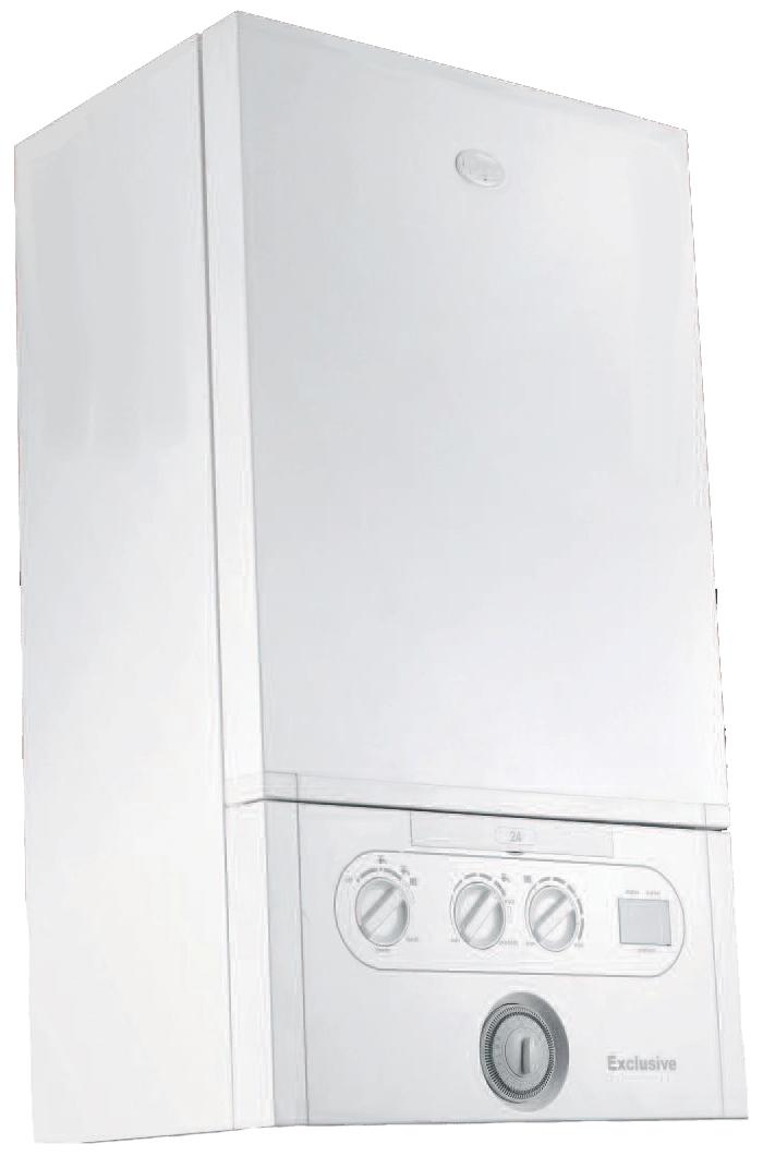 Ideal Exclusive 24kW Combi Boiler & Clock (5 Year Warranty).