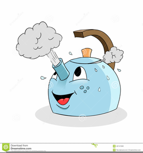 Clipart Boiling Water.