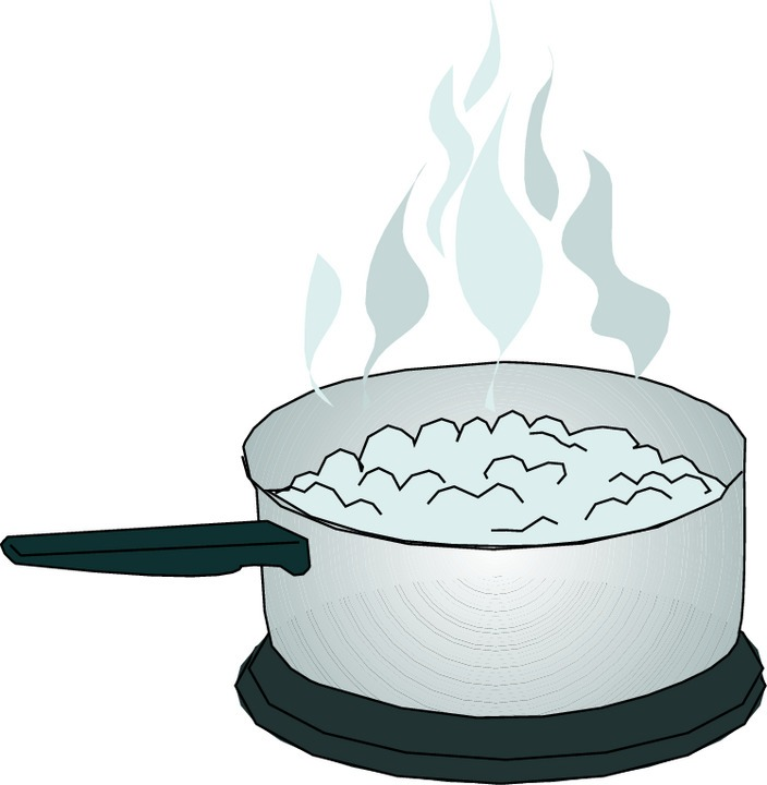 Boiling water clipart 8 » Clipart Station.