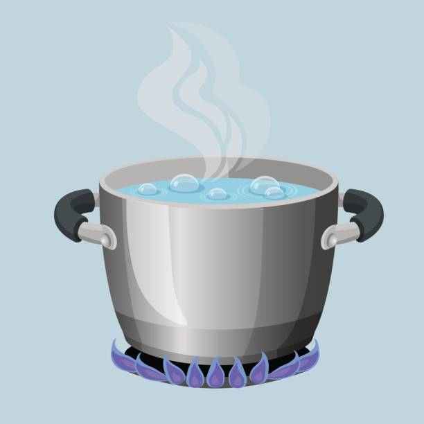 Boiling water clipart 2 » Clipart Station.