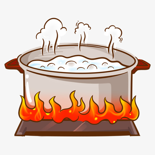 Boiling Water Clipart Png.