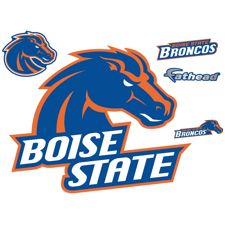 Boise State Broncos: Logo.