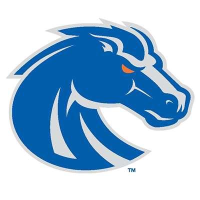 Boise State Broncos Logo Decal.