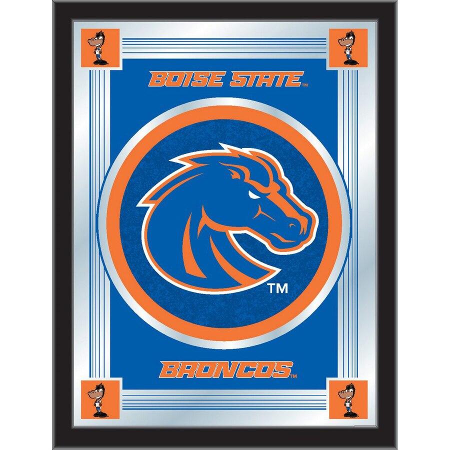 Boise State Broncos 17\'\' x 22\'\' Logo Mirror.
