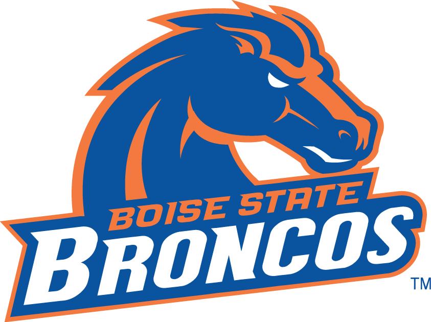 Boise State Broncos Alternate Logo.