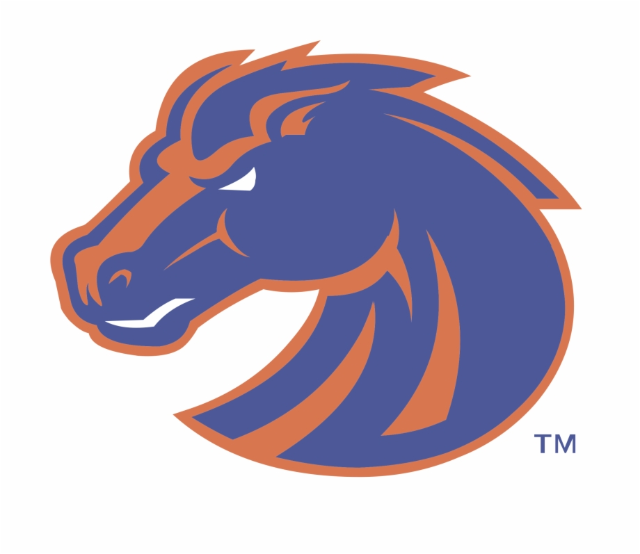 Boise State Broncos Logo Png Transparent Boise State.