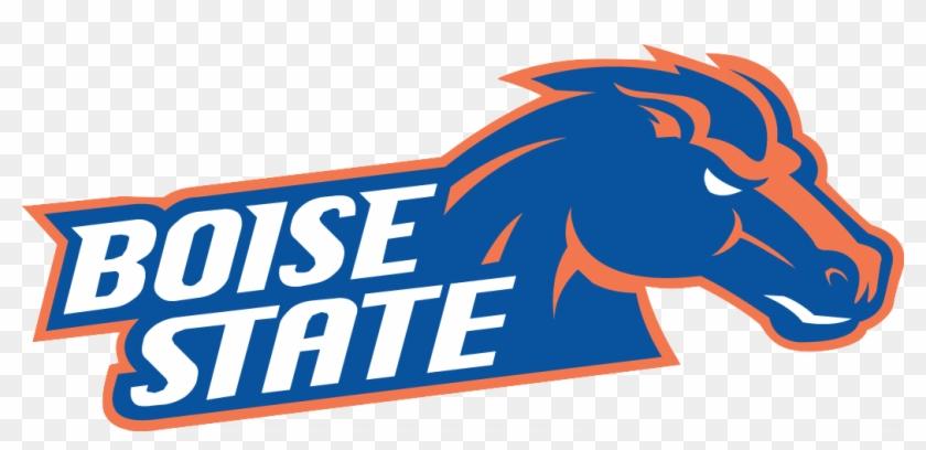 Boise State Broncos Logo Png , Png Download.