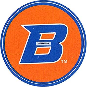 Amazon.com: 1.5 Inch BSU Broncos Boise State University Logo.
