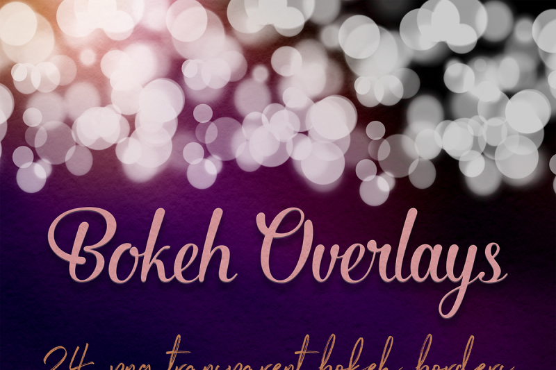 Free Bokeh Borders Clipart Crafter File.
