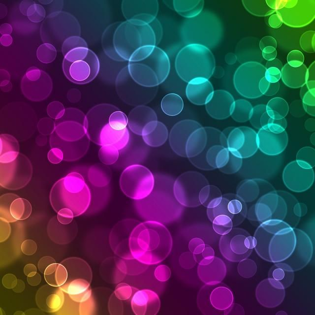 Beautiful Bokeh Light Background For Photos, Background.