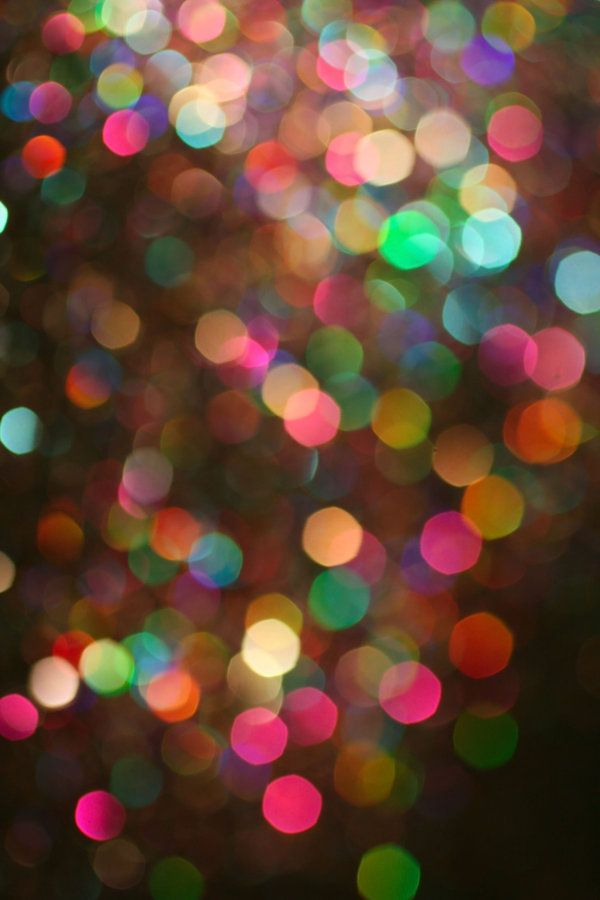 colorful bokeh overlay by TrishaMonsterr.