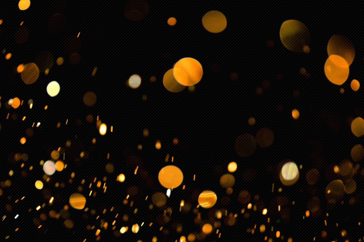 Bokeh Overlays V3 in Graphics on Yellow Images Creative Store.