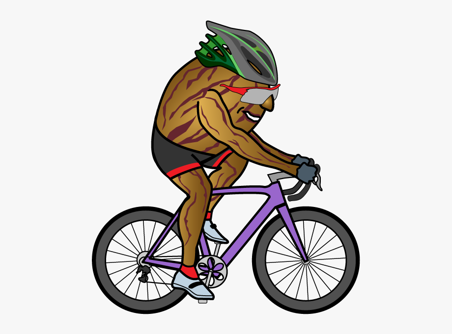 Clipart Bike Family Biking.