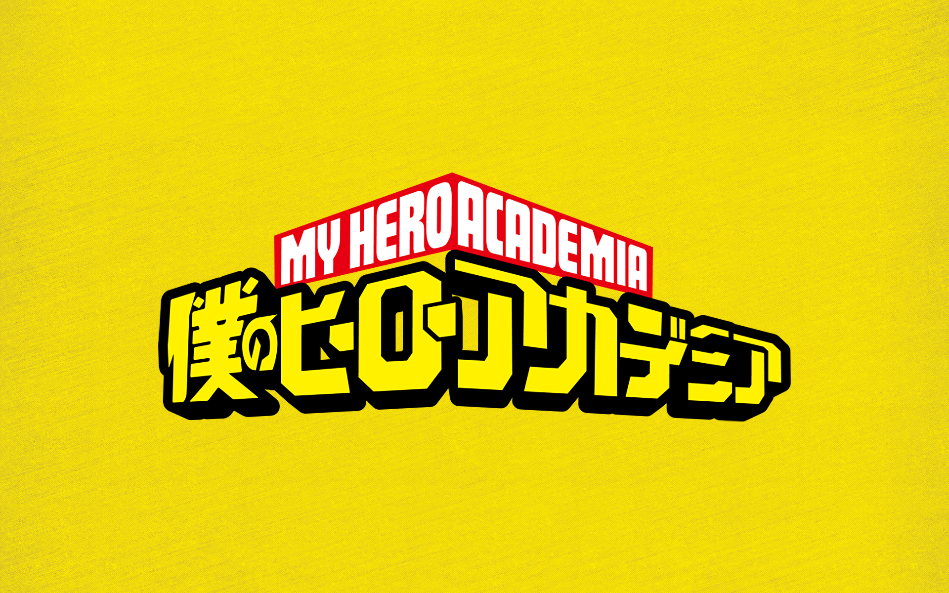 My Hero Academia HD Wallpaper.