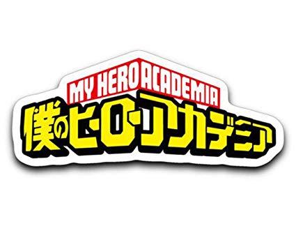 Amazon.com: Threads Basket Boku No Hero Academia Logo.