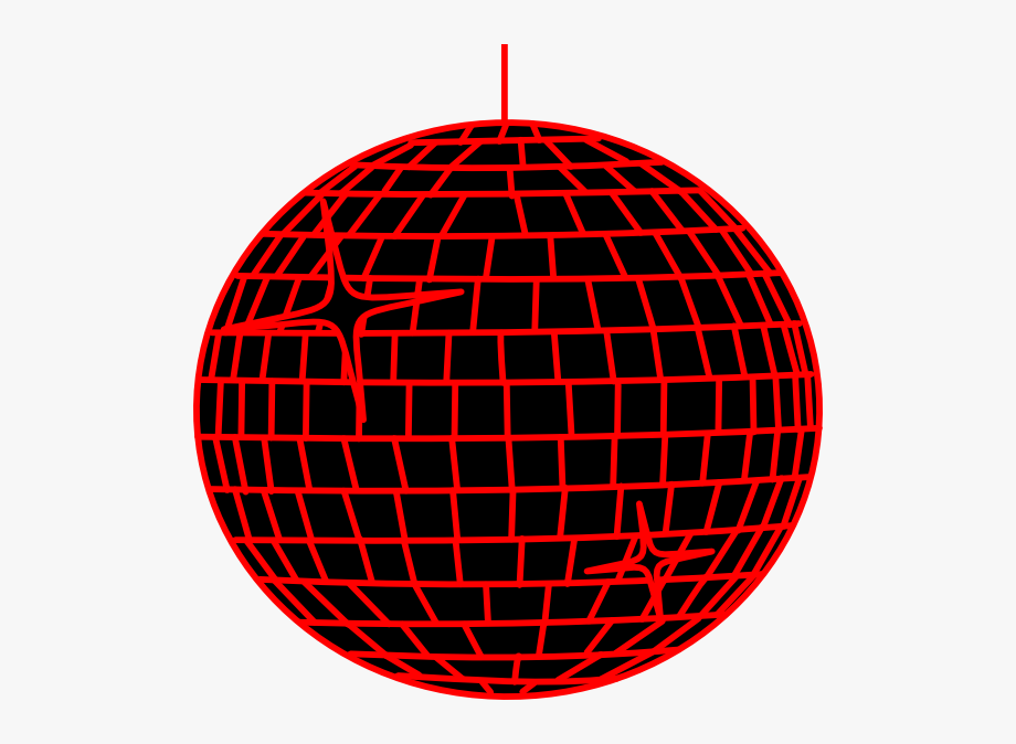 Disco Ball Silhouette Png , Transparent Cartoon, Free.