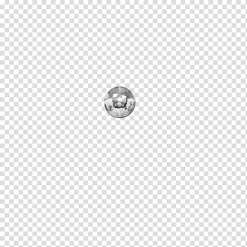Bola de disco transparent background PNG clipart.