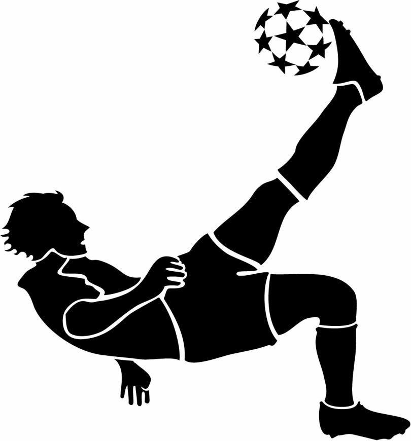 Soccer vector clipart » Clipart Station.