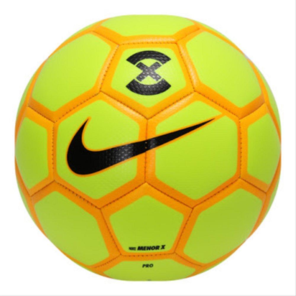 Original Bola Futsal Nike Menor X Futsal Ball Volt Yellow.