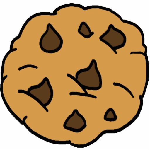 clipart cookie monster cookie.