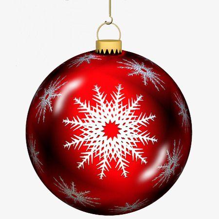 bolas de navidad rojas png.