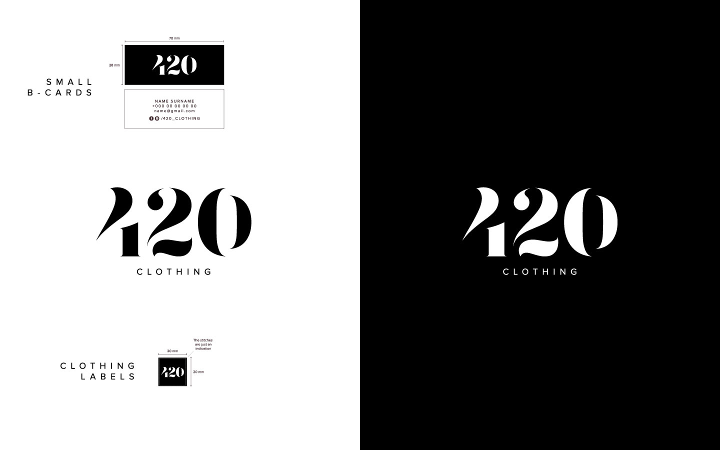 Conservative, Bold, Clinic Logo Design for 420 by Lemonade.
