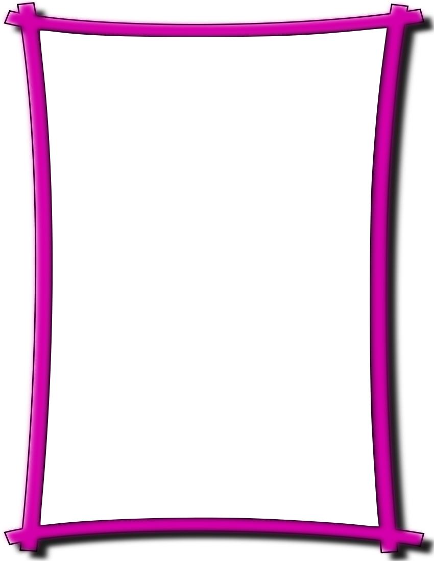 bold frame pink.
