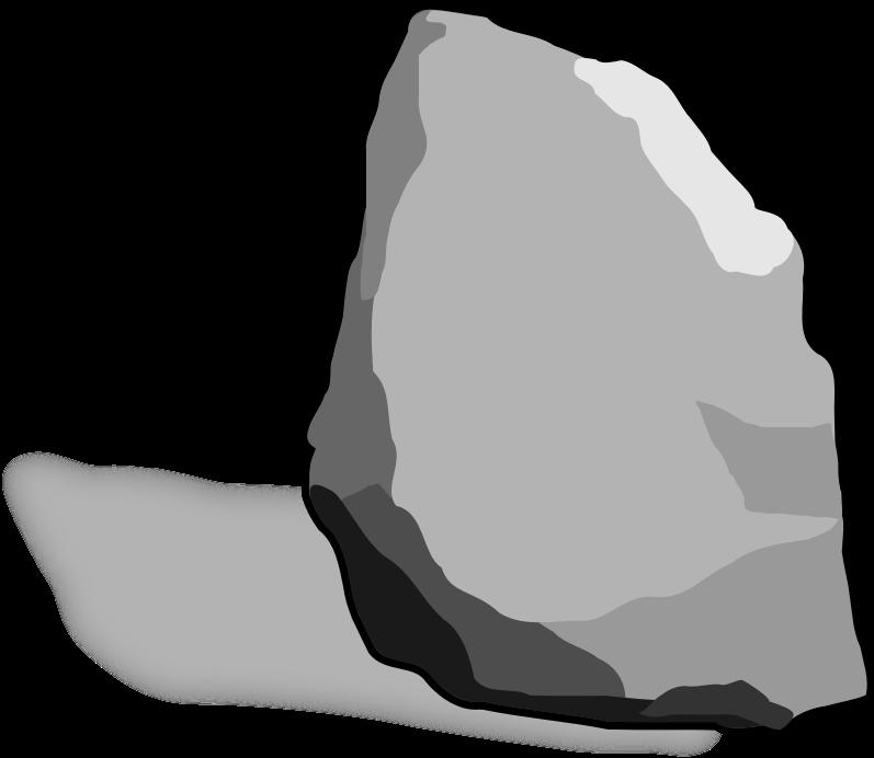 Boulder Clipart.