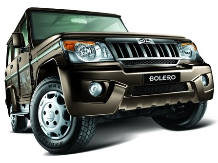 Mahindra Bolero Price in India, Bolero Images, Mileage, Reviews.