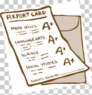 218 report Card PNG cliparts for free download.