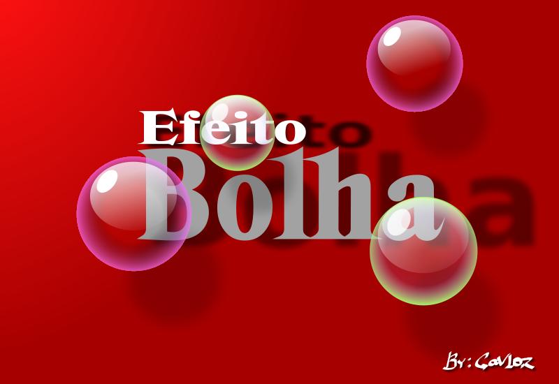 Free Clipart: Efeito Bolha.