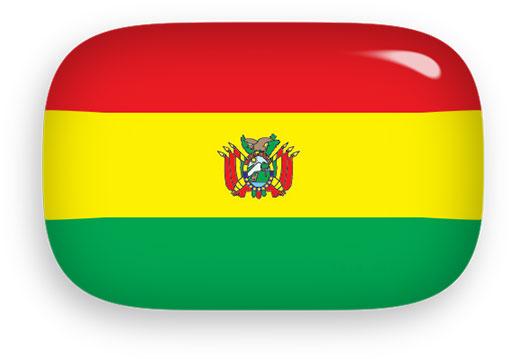 Free Animated Bolivia Flags.