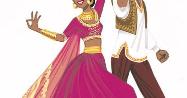 Bollywood y clipart.