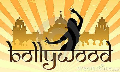 Bollywood clipart.