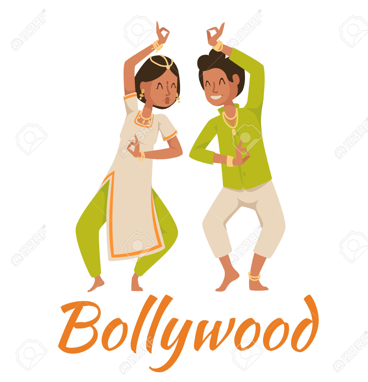 Movies clipart bollywood.