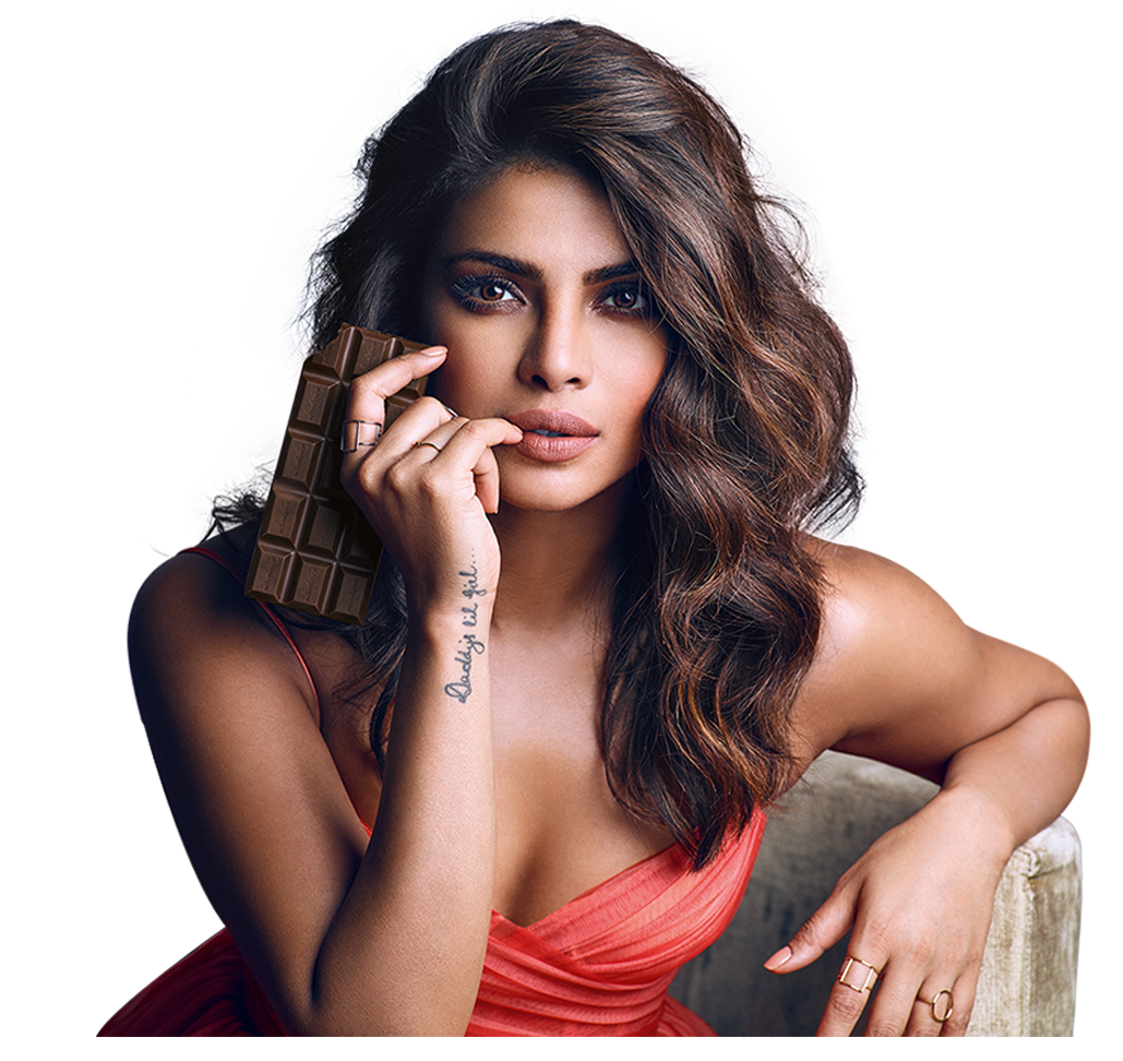 Download Quantico Priyanka India Chopra Chocolate Bollywood HQ PNG.