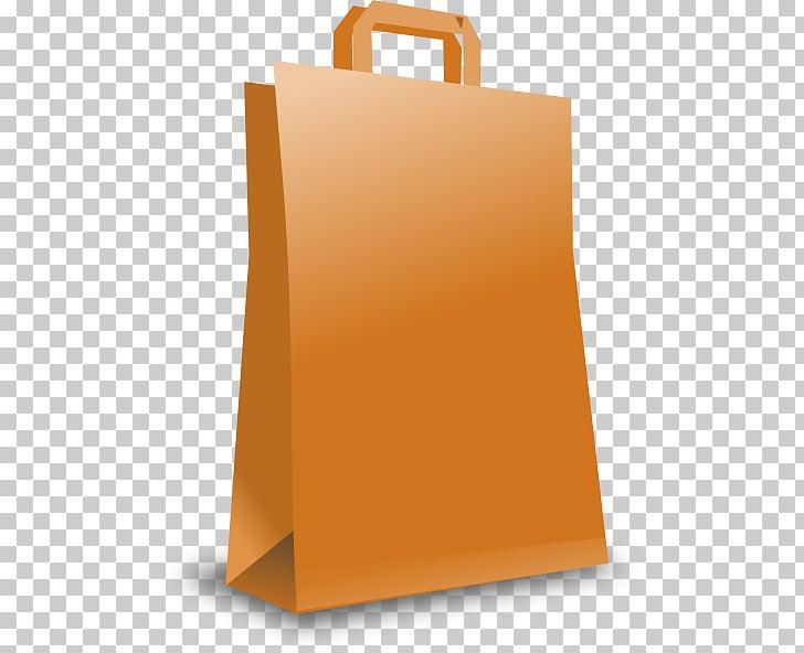 Bolsa de cartón de papel, bolsa de papel PNG Clipart.