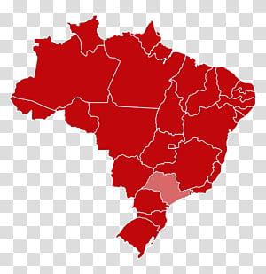 Red Background, Brazilian General Election , Brazilian.