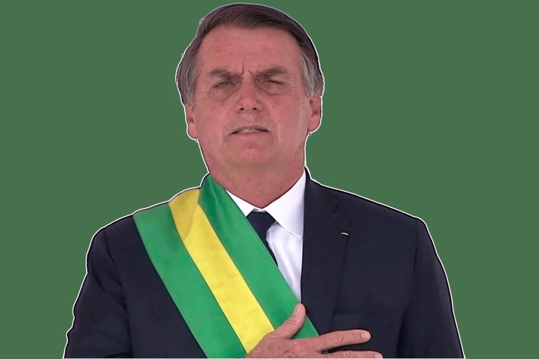 Jair Bolsonaro At Inauguration transparent PNG.