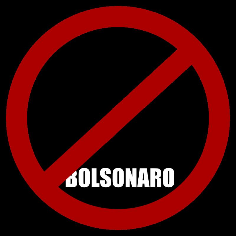 Download Free png Jair Bolsonaro EleNão, not to Bolsonaro.