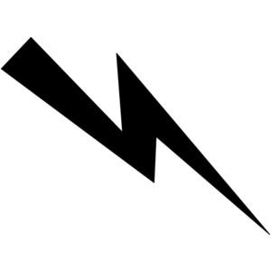 Lightning Bolt Clip Art & Lightning Bolt Clip Art Clip Art Images.