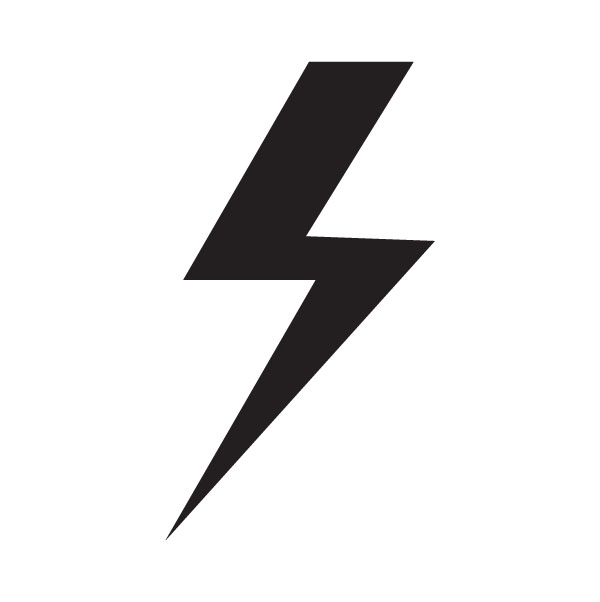 Lightning bolt pictures clip art.