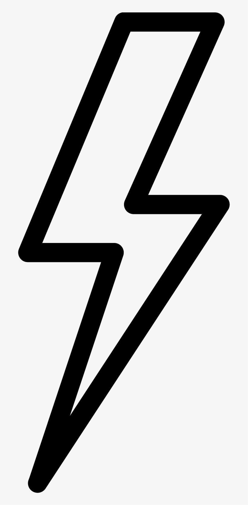 Lightning Bolt Png Graphic Freeuse Download.