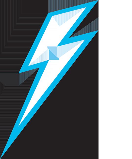 White Lightning Bolt Png (+).